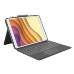 Logitech Combo Touch teclado para móvil QWERTZ Alemán Grafito Smart Connector