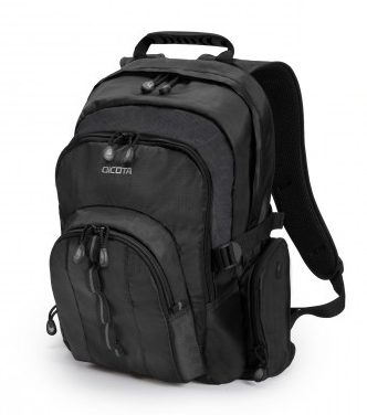 Dicota D31008 backpack Black Polyester