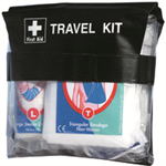 Wallace 1 PERSON TRAVEL FIRSTAID POUCH