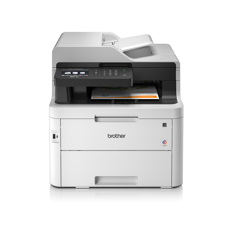 Mfc-l3750cdw  - Colour Multi Function Printer - LED - A4 - USB / Ethernet / Wi-Fi