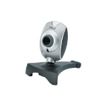 Trust Primo webcam 2 MP 640 x 480 pixels USB 2.0 Black, Silver