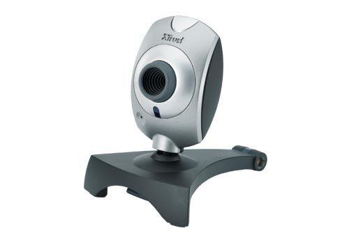 Trust Primo webcam 2 MP 640 x 480 pixels USB 2.0 Black, Silver