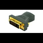 iogear GHDFDVIMW6 HD DVI Black cable interface/gender adapter