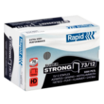 Rapid 73/12 Staples pack 5000 staples