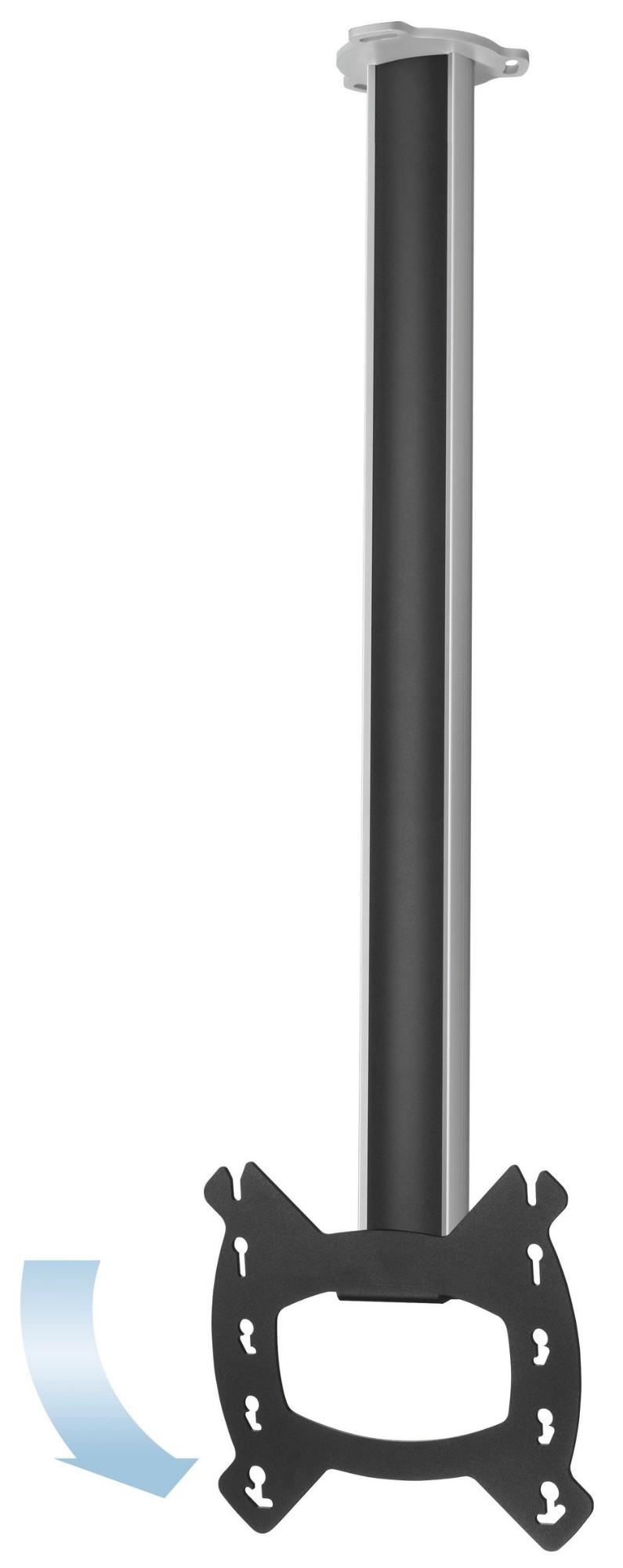 """Vogel's EFC 6215 32"""" Black flat panel ceiling mount"""