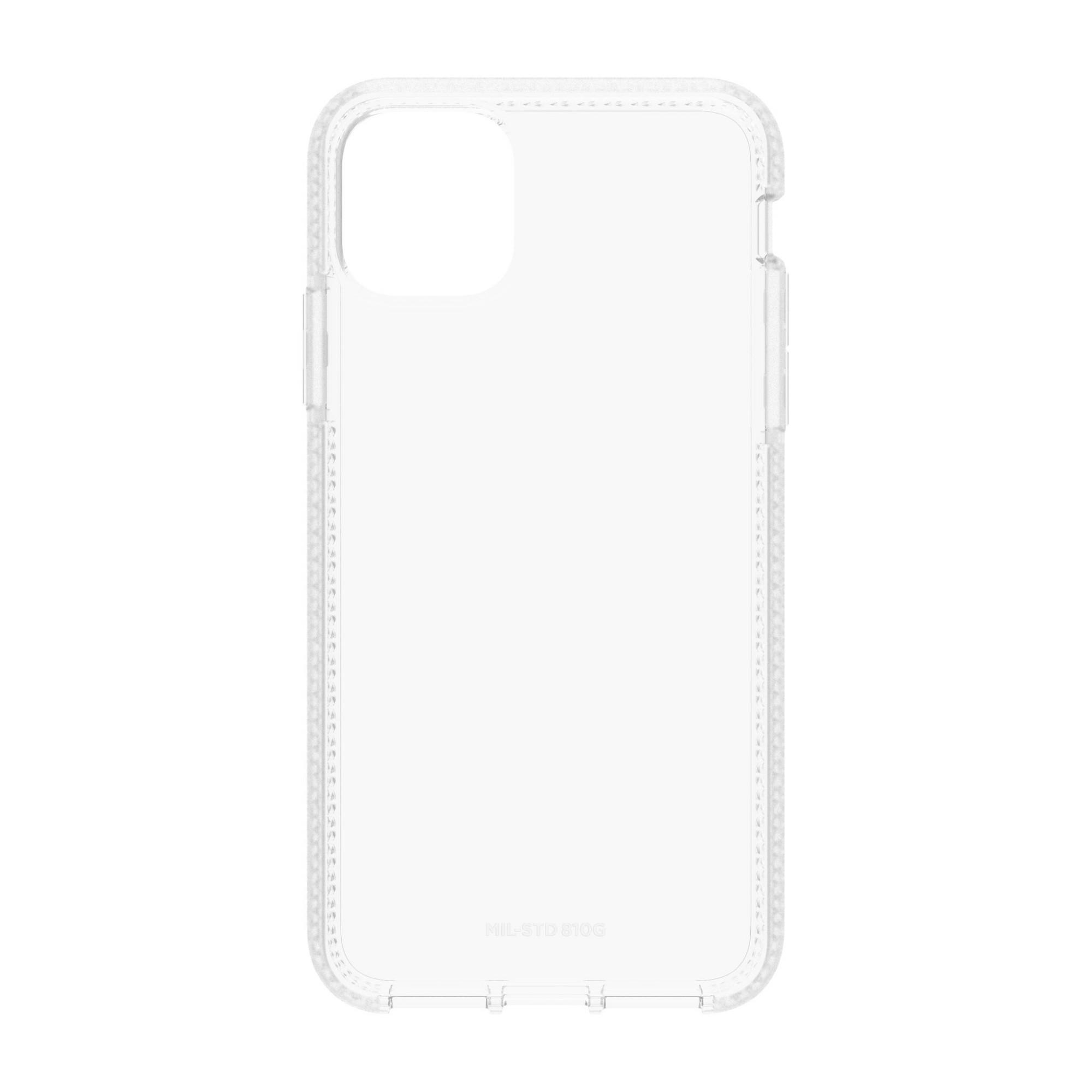 """Griffin Survivor Clear mobile phone case 16.5 cm (6.5"""") Cover Transparent"""