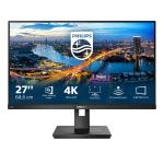 "Philips B Line 278B1/00 LED display 68.6 cm (27"") 3840 x 2160 pixels 4K Ultra HD Black"