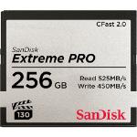 SanDisk Extreme Pro flashgeheugen 256 GB CFast 2.0