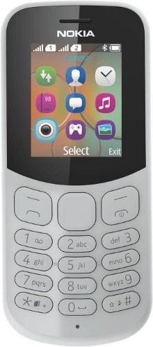 Nokia 130 4.57 cm (1.8