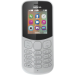 "Nokia 130 4.57 cm (1.8"") Grey Feature phone"