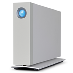 LaCie d2 Thunderbolt 3 8000GB Silver external hard drive