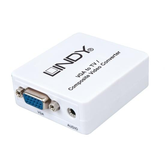 Lindy 32544 1600 x 1200pixels video converter