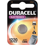 Duracell DL1220 Lithium 3V non-rechargeable battery