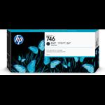 HP 746 300-ml Matte Black DesignJet ink cartridge Original