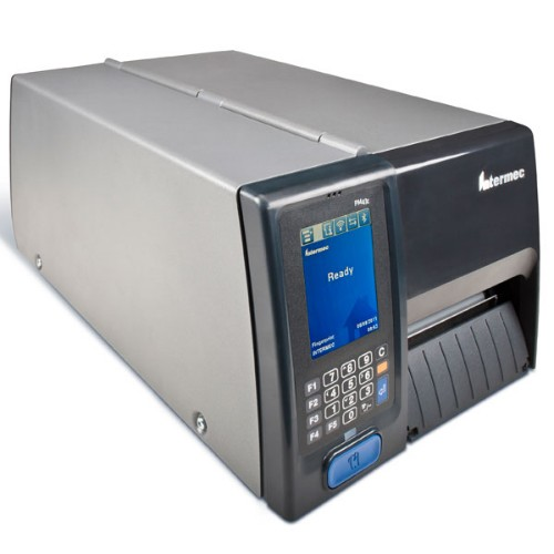 Intermec PM43 label printer Direct thermal / thermal transfer 300 Wired