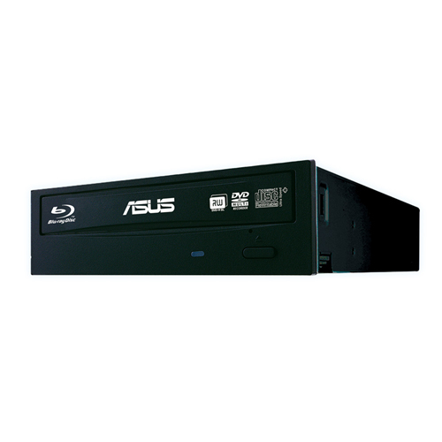 ASUS BW-16D1HT optical disc drive Internal Black Blu-Ray RW