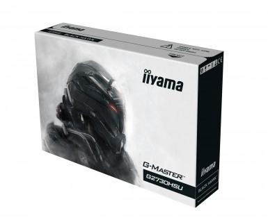iiyama g master g2730hsu b1 led display 68 6 cm 27 full hd flat matt black 261 in. Black Bedroom Furniture Sets. Home Design Ideas