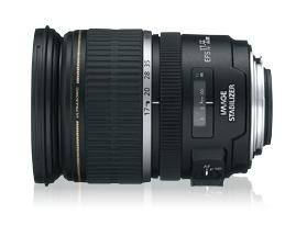 Canon EF-S 17-55 f/2.8 IS USM SLR Wide lens Black