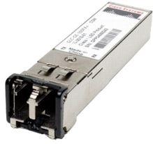 Cisco GLC-GE-100FX= network transceiver module