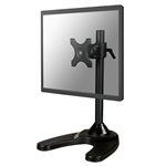 "Newstar FPMA-D700 30"" Black flat panel desk mount"