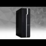 Acer Veriton X X2665G 9th gen Intel® Core™ i3 i3-9100 8 GB DDR4-SDRAM 256 GB SSD Desktop Black PC Windows 10 Pro