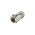 Steren 200-030-25 F-Type Silver Wire Connector