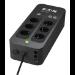Eaton 3S 550 DIN sistema de alimentación ininterrumpida (UPS) 550 VA 330 W 6 salidas AC
