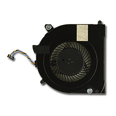 HP Fan assembly