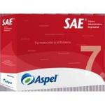 ASPEL SAE 7.0 (PAQUETE BASE, 1 USUARIO - 99 EMPRESAS) (FISICO) dir
