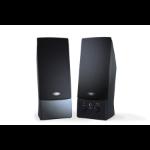Cyber Acoustics CA-2016WB loudspeaker 1-way 3 W Black Wired