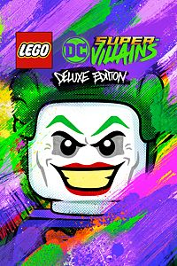 Nexway 838049 video game add-on/downloadable content (DLC) Video game downloadable content (DLC) PC LEGO DC Super - Villains Deluxe Edition Español