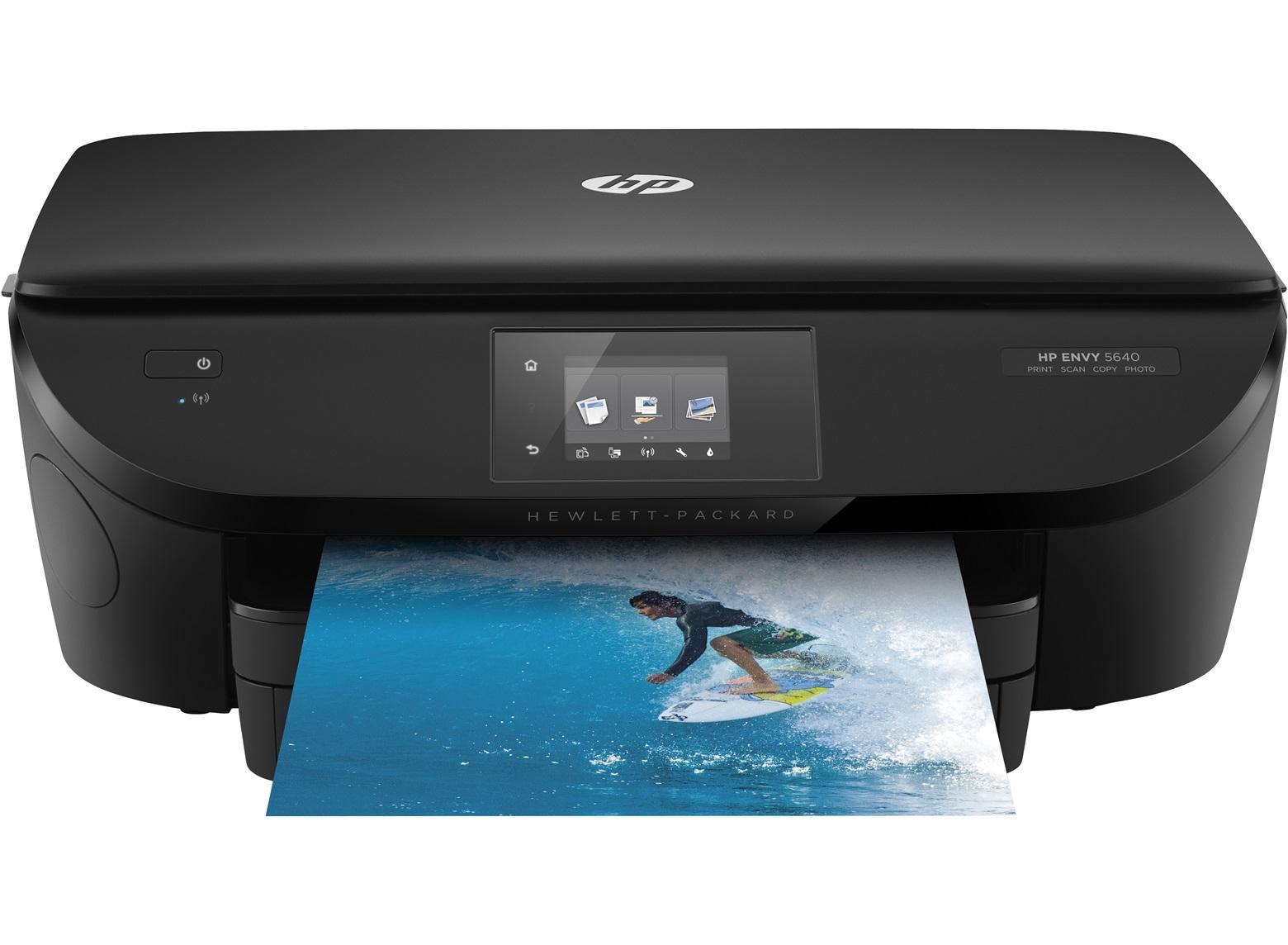 HP ENVY 5640 e-AiO 4800 x 1200DPI Inkjet A4 12ppm Wi-Fi Black multifunctional