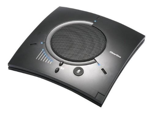 ClearOne Chat 160 speakerphone PC Black,Silver USB 2.0