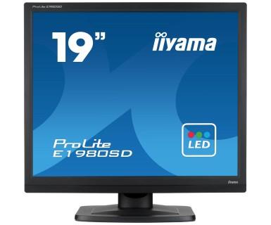 iiyama ProLite E1980SD-B1 19