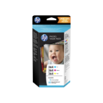 HP T9D88EE (364) Ink cartridge multi pack, 300 pages, Pack qty 3