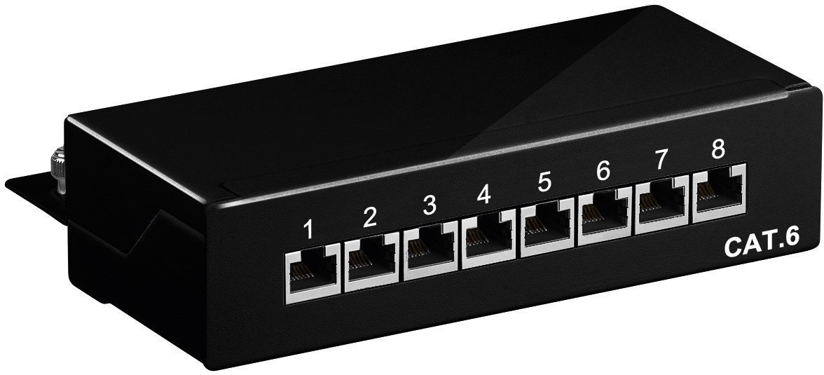 Microconnect PP-021 patch panel