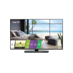 "LG 49UT761H TV 124.5 cm (49"") 4K Ultra HD Smart TV Wi-Fi Black"