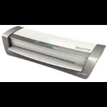 Leitz iLAM Office Pro A3 Hot laminator 500 mm/min Grey, Silver