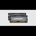 Crucial Ballistix Sport LT memory module 8 GB DDR4 2666 MHz