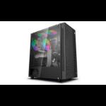 Deepcool MATREXX 55 MESH ATX Minimalist Tempered Glass Case, Supports E-ATX MB