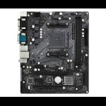 Asrock A520M-HDVP/DASH motherboard AMD A520 Socket AM4 micro ATX
