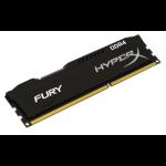 HyperX FURY Memory Black 8GB DDR4 2666MHz 8GB DDR4 2666MHz memory module