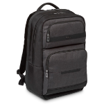 "Targus CitySmart notebook case 39.6 cm (15.6"") Backpack case Black, Grey"