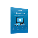 F-SECURE SAFE 1year(s) Full license German, Dutch, English, Spanish, French, Italian, PortugueseZZZZZ], FCFXBR1N001G2
