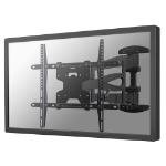 Newstar LED-W550 TV mount 190,5 cm (75 Zoll) Schwarz