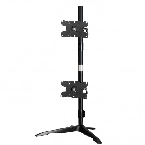 """Amer AMR2S32V flat panel desk mount 81.3 cm (32"""") Freestanding Black"""