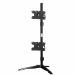 "Amer AMR2S32V flat panel desk mount 81.3 cm (32"") Freestanding Black"