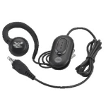 Zebra HDST-35MM-PTVP-01 mobile headset Monaural Ear-hook Black