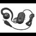 Zebra HDST-35MM-PTVP-01 auriculares para móvil Monoaural gancho de oreja Negro