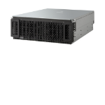 Western Digital Ultrastar Data60 Disk Array 192 TB Rack (4U) Schwarz, Grey